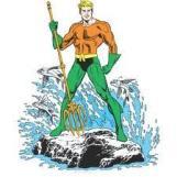 Aquaman gets no respect.