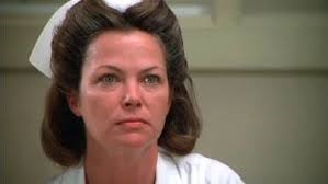 Deal with Nurse Ratched or get the pillow? Pillow please.
